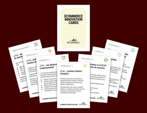 Novedad: cartas de Innovación en Ecommerce