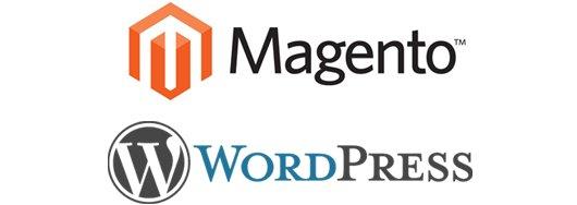 Tiendas online Magento Wordpress