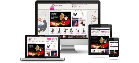 Tiendas online responsive